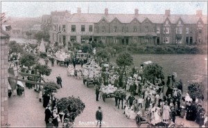 Carnival 1930s GA Old Silloth