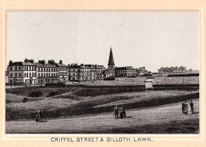 Criffel St and Silloth lawn PO Silloth History