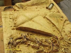 Carving kites - Kite festival