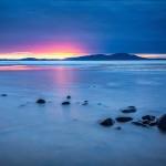 Solway Sundown West Silloth Beach Fiona Smith