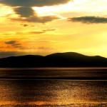 Tom 2 sunset