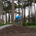 BMX Track afgter 5