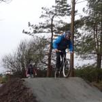 BMX Track after 3