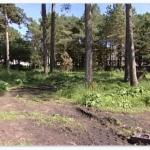 BMX area prior to refurbishment