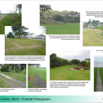 Paths on Green prior to refurbishment