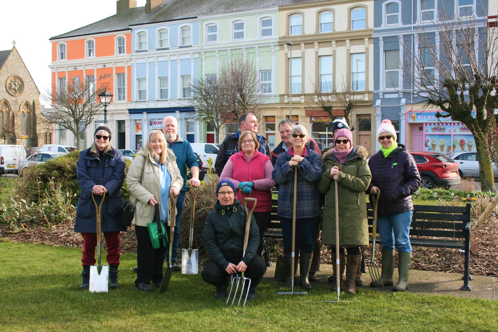 Well Done to the Friends of Silloth Green