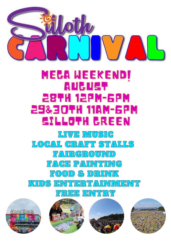 Silloth Carnival – Mega Weekend